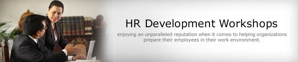 HR Development Workshops