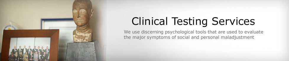 Clinical Testing Services