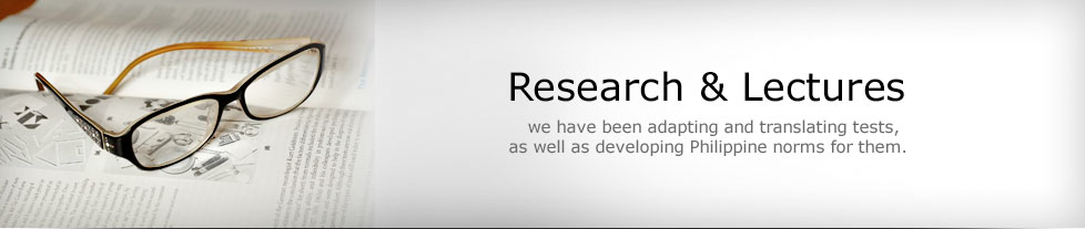 Research & Lectures