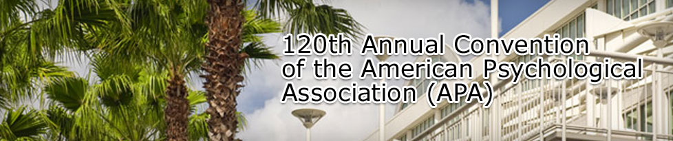 2012 APA Convention